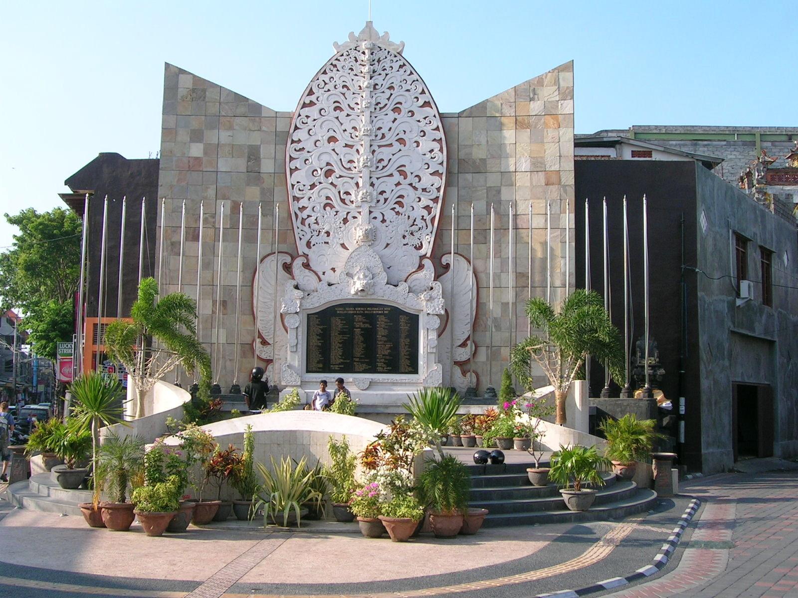 La bonbe à Bali de 2002