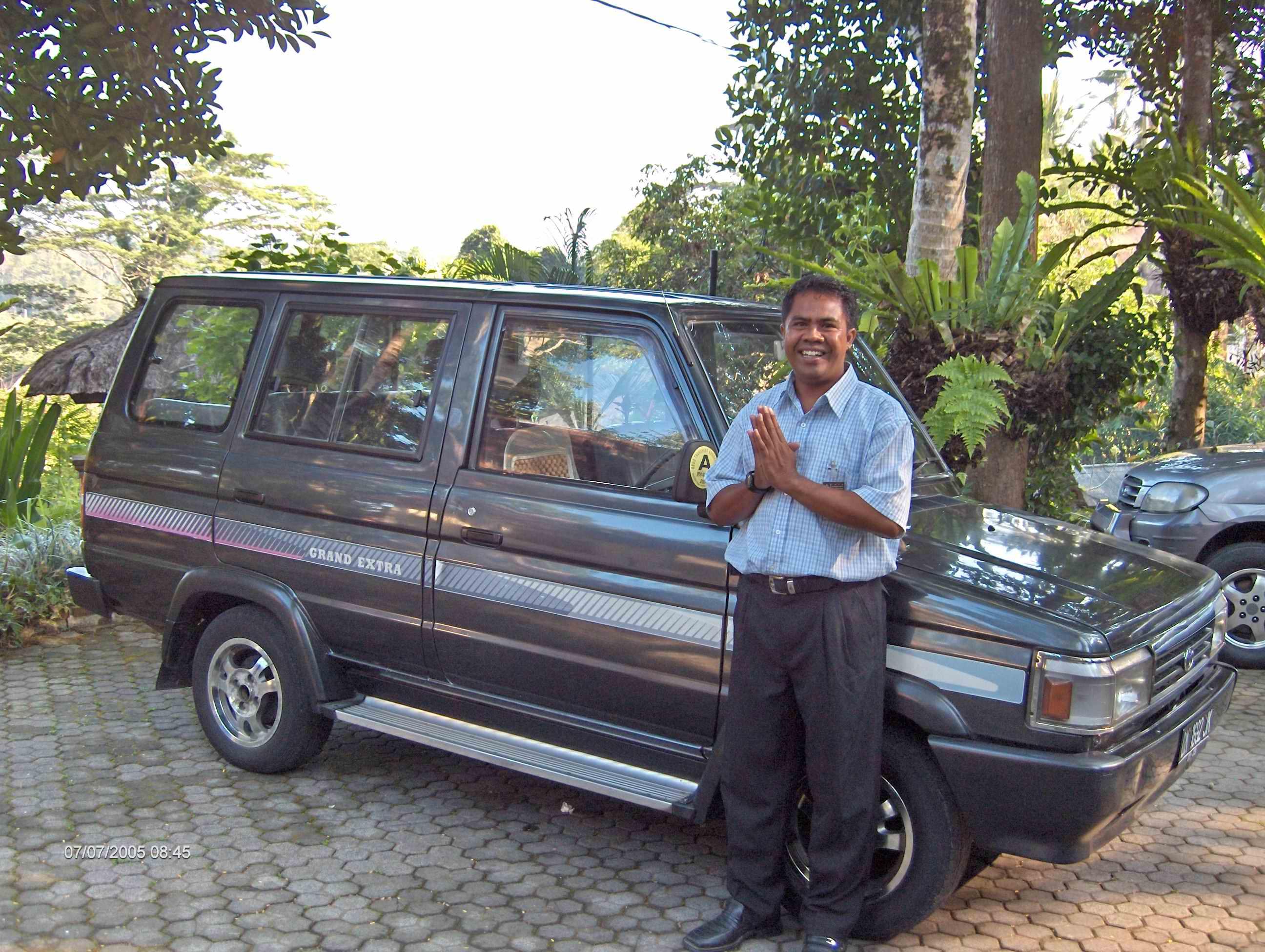 Guide Balinais