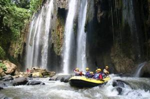 Rafting en Indonésie