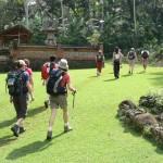 Trek autour des temples de Bali