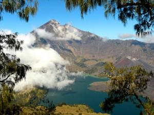 Caldeira Mt Rinjani Mt Baru, Lombok