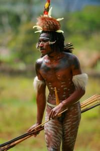 Papouasie, Indonésie