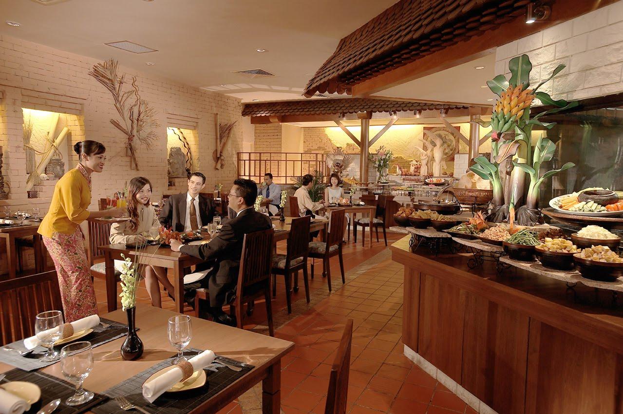 Restaurant indonésien à Paris