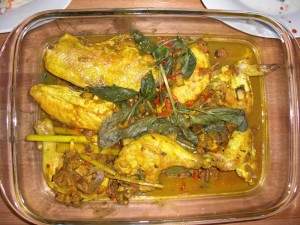 pepes ayam recipe